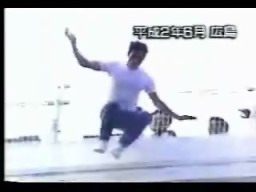 Guy In China Jumps Off A Bu
